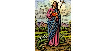 Santa Marta la que todo lo puede