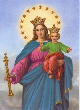 Virgen de los afligidos